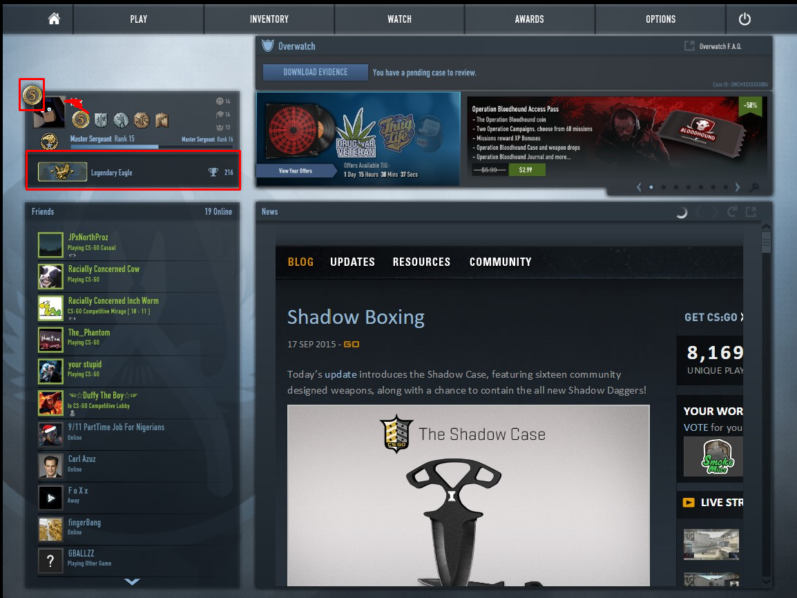 how to make my profile private on steam